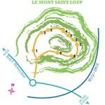 Le Mont Saint Loup